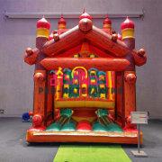 Надувной Скалодром русичь в аренду на детский праздник
