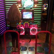 Танцевальная машина в аренду на мероприятие