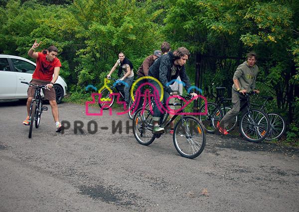 Аренда велосипедов на мероприятие