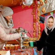 Проведение мероприятия с чайной станцией