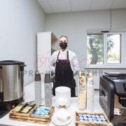 Термопот и кофе машина