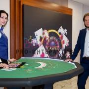 Организация игры в покер
