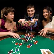 Организация фан-казино на празднике