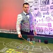 Организация выездного казино на празднике