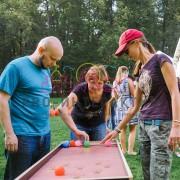 Кульбутто деревянная настольная игра