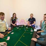Спортивный покер в аренду на праздник