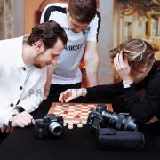 Организовать турнир по шашкам