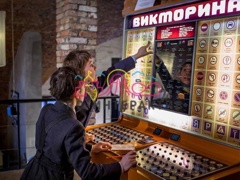 Советские игровые аппараты