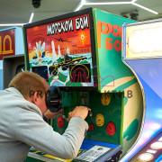 Вечеринка в стиле 90х с игровыми автоматами СССР