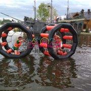 Беличье колесо напрокат на праздник