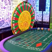 Организация выездного казино на праздник