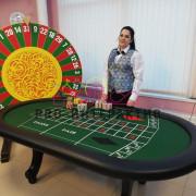 Выездное казино с игрой Гэмбл на мероприятие