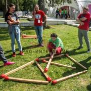 Организация тимбилдинга на мероприятии