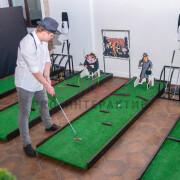 Дорожки с тематическим мини-гольфом