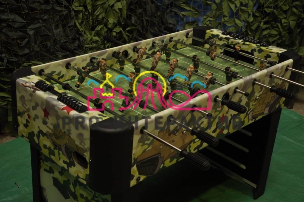 Кикер в военной расцветке