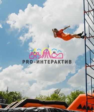 Экстримальный прыжок с 10 метров