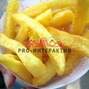 Картофель фри на детский праздник