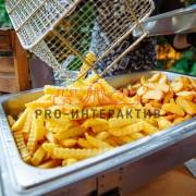 Кейтеринг с картошкой