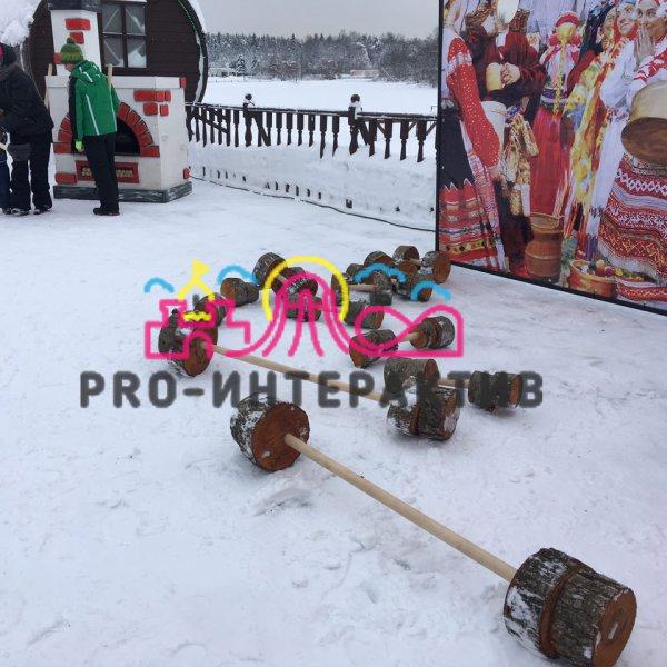 Штанги и гантели по-русски