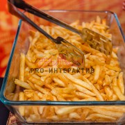 Заказать картошку фри на праздник