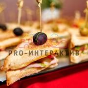 Заказать сэндвичи на мероприятие