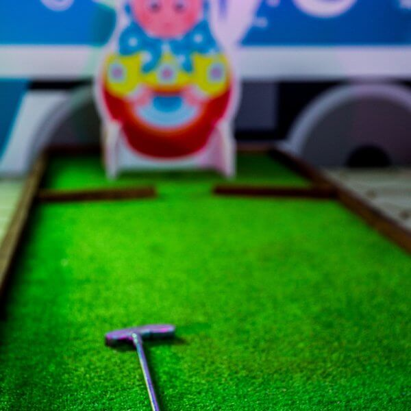 Ярмарочный гольф в аренду
