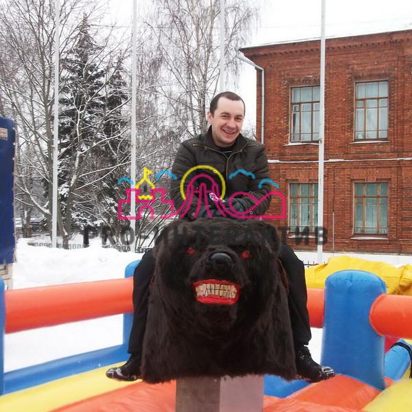 имбилдинг по-русски, соревнования на свежем воздухе
