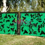 Аренда стены для армейской полосы препятствий