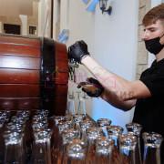 Организация разливки пива
