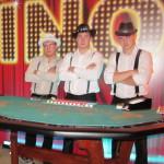фан-казино в аренду на праздник в стиле мафия, Гэтсби