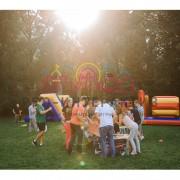 Развлечение на вечеринку в стиле ссср