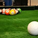 Бильярд футбольный: футбол на столе?