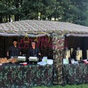 Чайная станция милитари