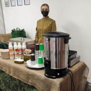 Заказать чайную станцию на мероприятие