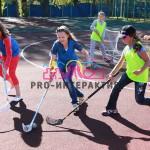 Флорбол организация игр