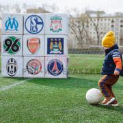 Заказать футбольный пазл на праздник