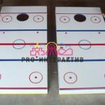 Хоккей на корнхольной доске