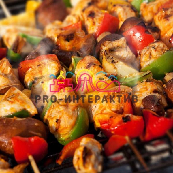 Овощи барбекю
