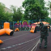 Лучная битва прокат Москва