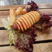 Блюда из картошки на мероприятие