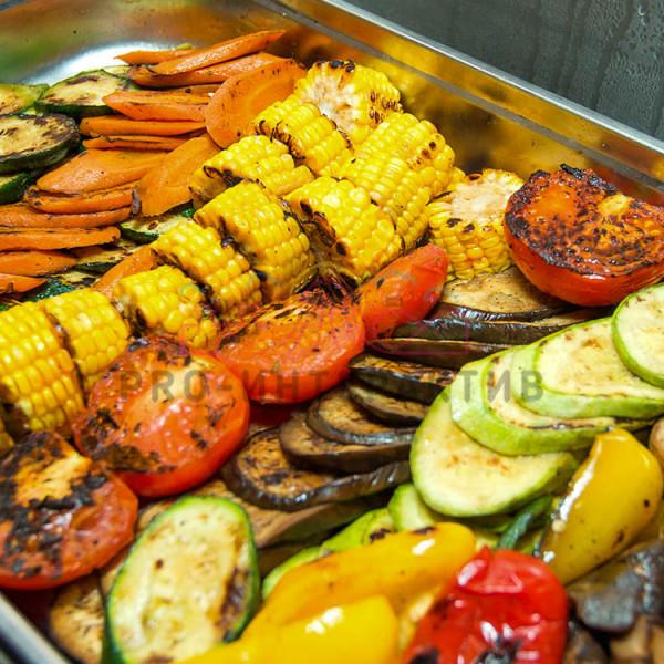 Заказать овощи гриль на мероприятии