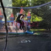 Прыжковый батут для детей