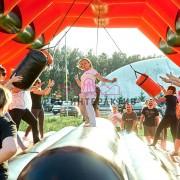 Организация спортивных праздников