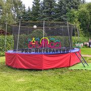 Батут спортивный (гимнастический) в аренду для детей