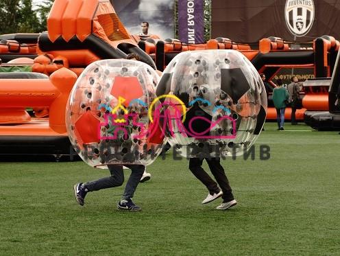 Футбольное развлечение уровня ПРО