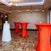 Коктейльные столики в аренду