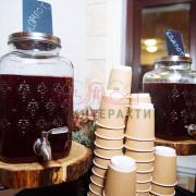 заказать безалкогольные напитки на мероприятие в Москве