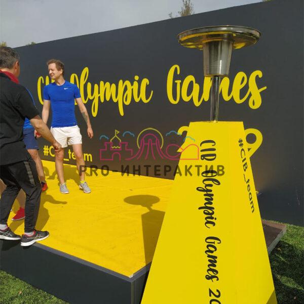 Чаша олимпийского огня в аренду на мероприятие