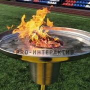 Чаша олимпийского огня для организации игр