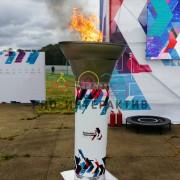 Аренда Чаша олимпийского огня на праздник